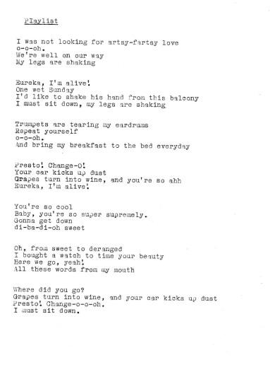 playlist(R.Disbury,forX)